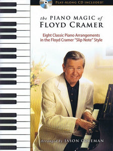 PIANO MAGIC OF FLOYD CRAMER BK/CD
