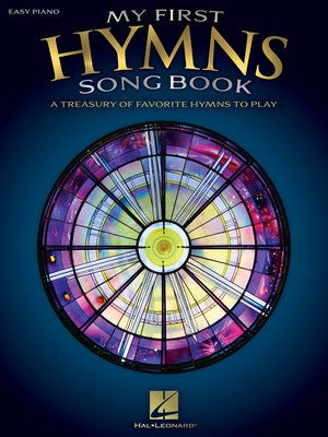 MY FIRST HYMNS SONGBOOK EASY PIANO