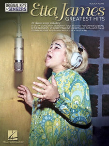 ETTA JAMES GREATEST HITS - ORIGINAL KEYS FOR SINGERS