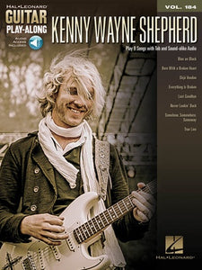 KENNY WAYNE SHEPHERD GUITAR PLAY ALONG V184 BK/O