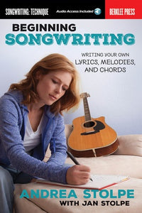 BEGINNING SONGWRITING BK/OLA