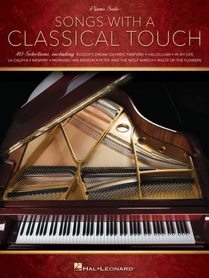 SONGS WITH A CLASSICAL TOUCH PIANO SOLO