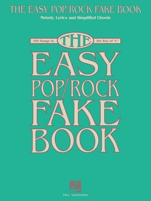 EASY POP/ROCK FAKE BOOK