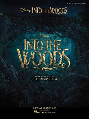INTO THE WOODS MOVIE VOCAL SELECTIONS PV