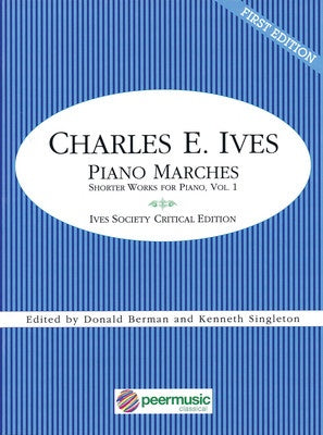 PIANO MARCHES SHORTER WORKS FOR PIANO V1