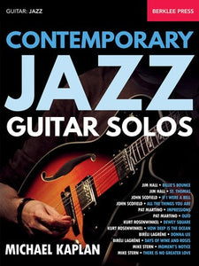 CONTEMPORARY JAZZ GUITAR SOLOS