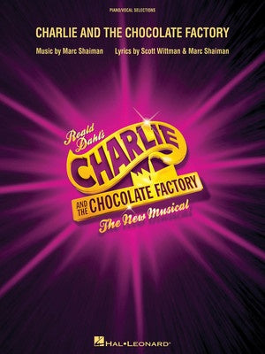 CHARLIE AND THE CHOCOLATE FACTORY VOCAL SEL