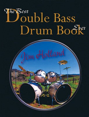 BEST DOUBLE BASS DRUM BOOK EVER BK/CD