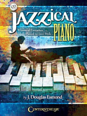 JAZZICAL PIANO BK/CD