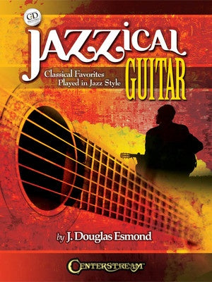 JAZZICAL GUITAR BK/CD