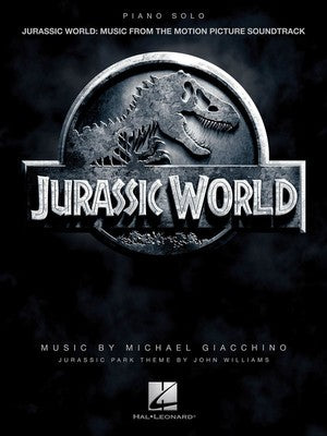 JURASSIC WORLD MOVIE PIANO SOLO