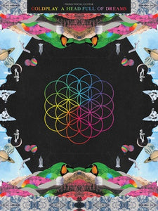 COLDPLAY - A HEAD FULL OF DREAMS PVG