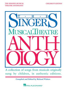 SINGERS MUSICAL THEATRE ANTH CHILDREN