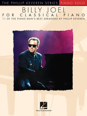 BILLY JOEL FOR CLASSICAL PIANO PHILLIP KEVEREN SERIES