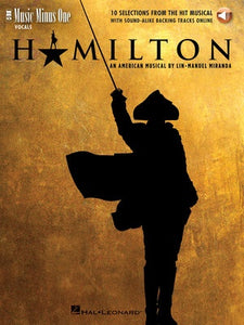 HAMILTON - 10 SELECTIONS FROM THE HIT MUSICAL