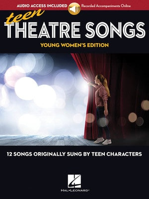 TEEN THEATRE SONGS YOUNG WOMEN BK/OLA