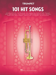 101 HIT SONGS FOR TRUMPET