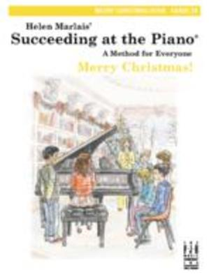 SUCCEEDING AT THE PIANO GR 2B MERRY CHRISTMAS BOOK