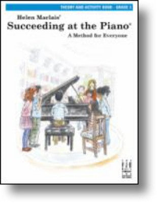 SUCCEEDING AT THE PIANO GR 3 THEORY AND ACTIVITY