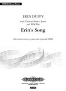 ERINS SONG SOLO / UNISON VOICES PIANO OPT SATB
