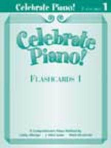 CELEBRATE PIANO BK 1 FLASHCARDS