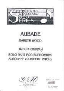 AUBADE B FLAT (OR CONCERT PITCH) EUPH PNO