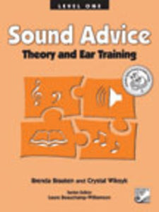 SOUND ADVICE THEORY AND EAR TRAINING LEVEL 1