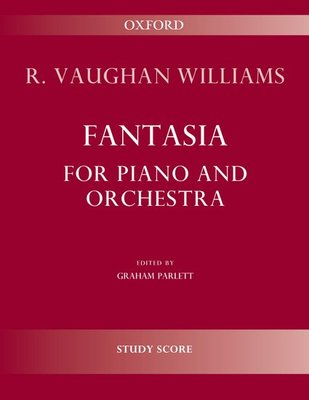 FANTASIA FOR PIANO AND ORCHESTRA STUDY SCORE