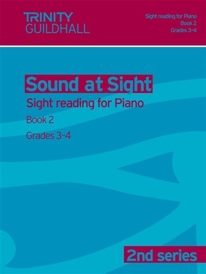 SOUND AT SIGHT SERIES 2 PIANO BK 2 GR 3-4