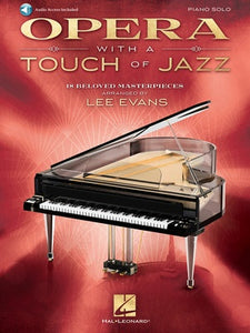 OPERA WITH A TOUCH OF JAZZ BK/OLA