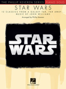 STAR WARS PHILLIP KEVEREN SERIES PIANO SOLO