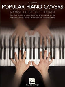 POPULAR PIANO COVERS ARRANGED BY THE THEORIST