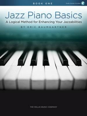 BAUMGARTNER - JAZZ PIANO BASICS BK 1 BK/OLA