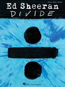 ED SHEERAN - DIVIDE GUITAR TAB RV
