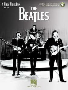 THE BEATLES MUSIC MINUS ONE VOCALS BK/OLA