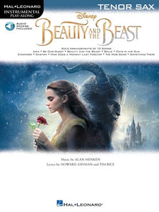 BEAUTY AND THE BEAST FOR TENOR SAX BK/OLA