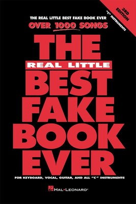 REAL LITTLE BEST FAKE BOOK EVER C 3RD EDITION (O/P)