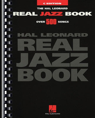 HAL LEONARD REAL JAZZ FAKE BOOK C ED
