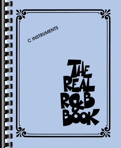 REAL R&B BOOK C INSTRUMENTS
