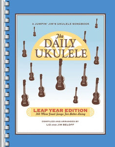 DAILY UKULELE LEAP YEAR EDITION