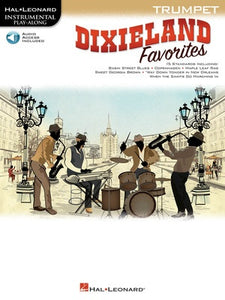 DIXIELAND FAVORITES FOR TRUMPET BK/OLA