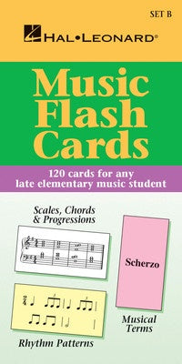 HLSPL FLASH CARDS SET B