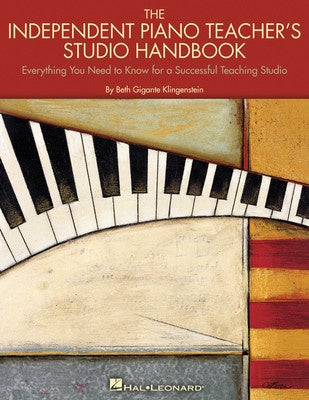 INDEPENDENT PIANO TEACHERS STUDIO HANDBOOK
