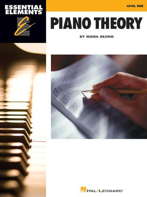 ESSENTIAL ELEMENTS PIANO THEORY LEV 1 EE
