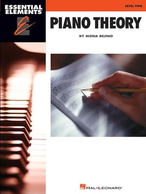 ESSENTIAL ELEMENTS PIANO THEORY LEV 2 EE