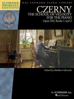 SCHOOL OF VELOCITY OP 299 BOOK ONLY SPE