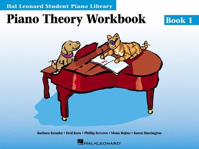 HLSPL THEORY WORKBOOK BK 1