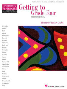 HLSPL GETTING TO GRADE FOUR 2ND EDITION