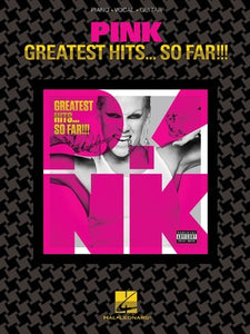 PINK GREATEST HITS SO FAR PVG