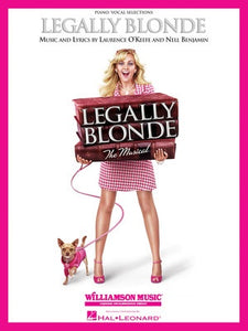 LEGALLY BLONDE SELECTIONS PVG